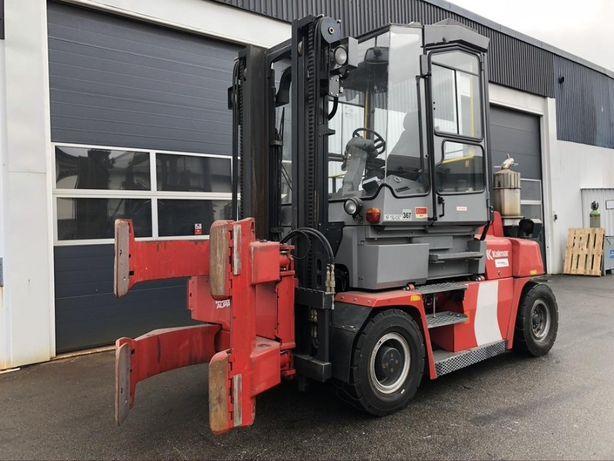 Kalmar DCE70-6HE , 7 ton , 2006r wózek widłowy