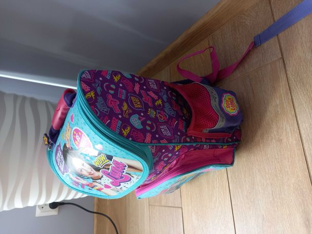 plecak, plecak szkolny, tornister, plecak dla dziewczynki, plecak 1-3