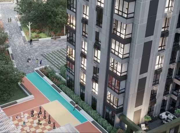 Продам 1-комнатную квартиру в новом доме в районе Михайловского сквера