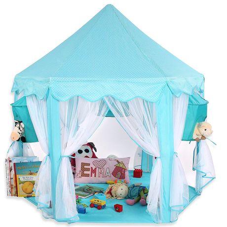 Детская палатка Замок Вигвам Дитячий намет Будинок Игровая палатка