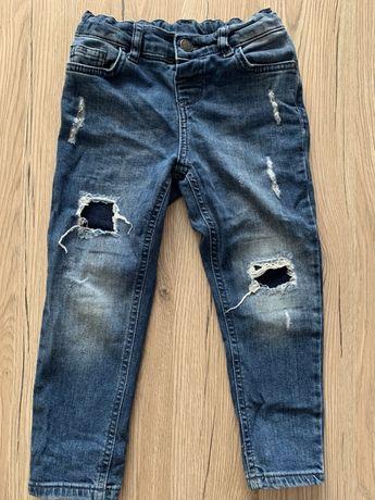 Рваные джинсы на мальчика