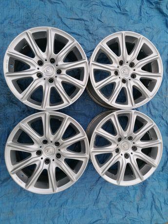 Felgi aluminiowe 17 5x120 Opel Insignia BMW VW T5