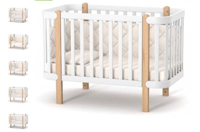Кроватка Верес Монако