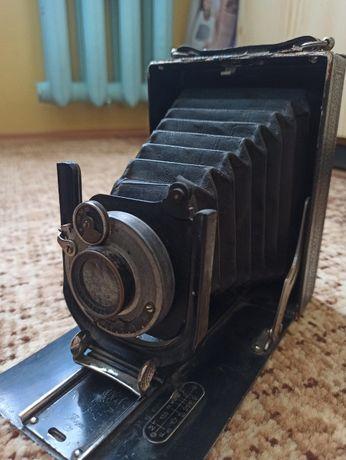 Stary aparat foto - zabytek