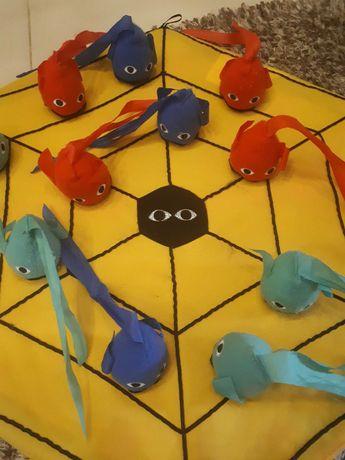 Ikea zabawki rzutki rybki