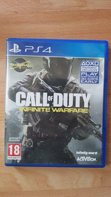 Call of Duty Infinite Warfare Ps4 sprzedaż zamiana