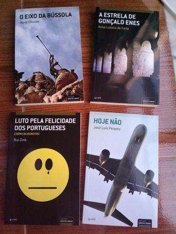 Colecção Inéditos Sábado - Edições Quasi - 7 volumes