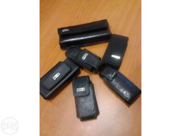 Kits e mãos livres e bolsas originais Nokia