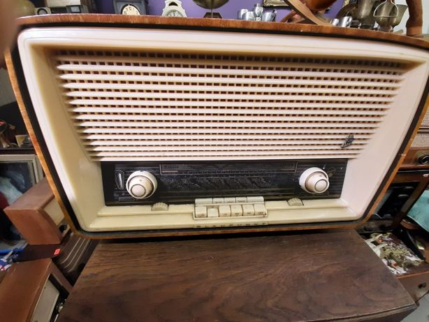 Radio kolekcjonerskie lampowe Blaupunkt Sultan