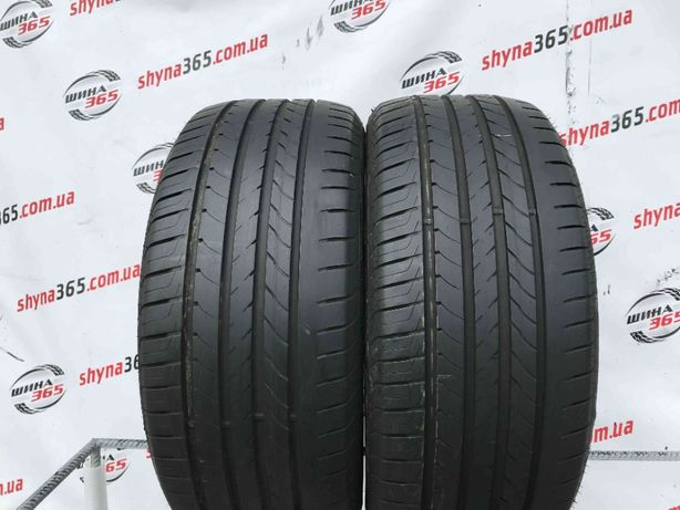 шини б/у літо 235/50 R17 GOODYEAR EFFICIENTGRIP (Протектор 6.5mm)