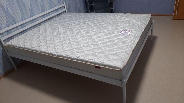 Кровать(кровати) двуспальная 160х200 с доставкой , металлическая