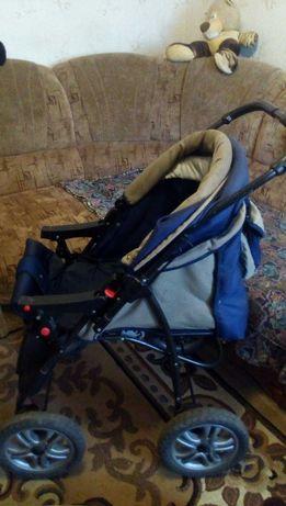 Демисезонная коляска детская