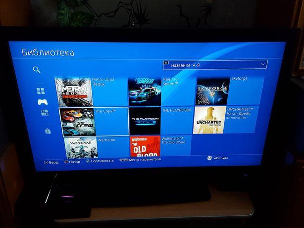 Аккаунт PlayStation 4 \ 14 игр