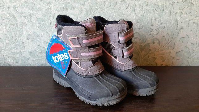 Сапоги Totes для девочек