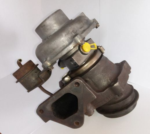 Турбина реставрированная турбіна Sprinter W906 2.2 A646096029 Vito 639