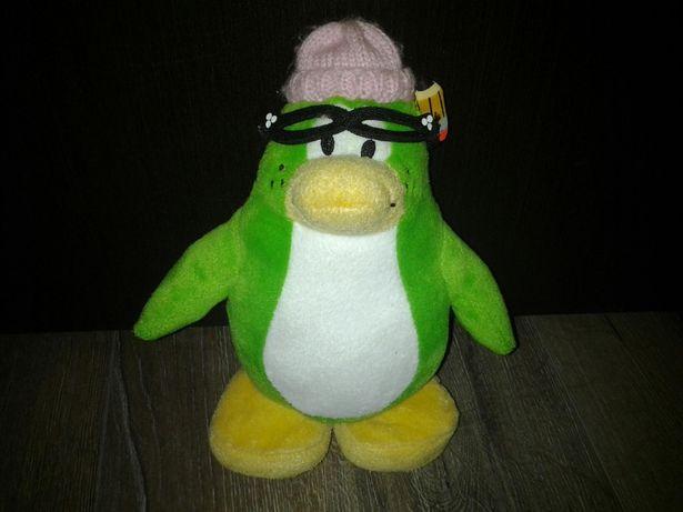 Мягкая игрушка пингвин.