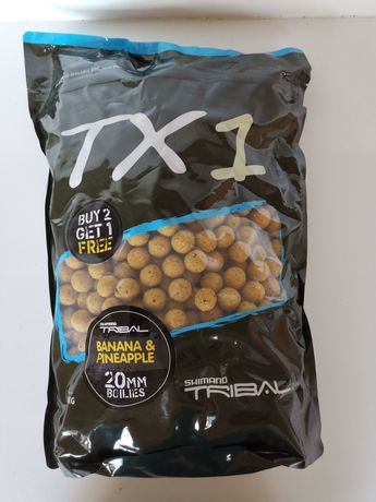 Shimano banan pineapple 20mm 15mm Warmuz anaconda fox korda Nesh