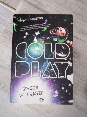 """Książka """"Coldplay. Życie w trasie"""""""