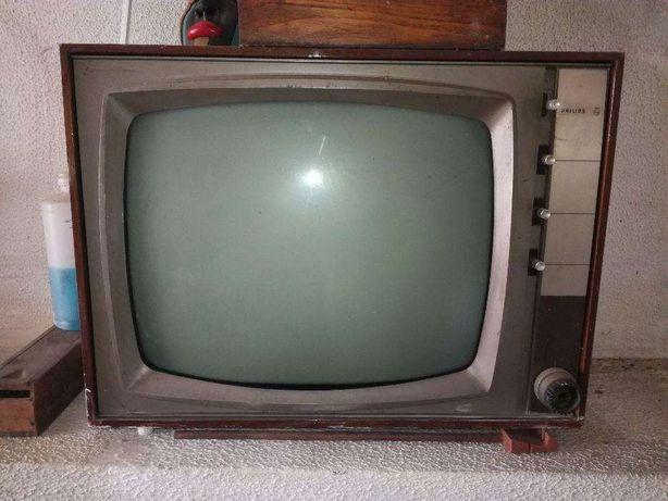 Televisão Vintage Philips 4 canais