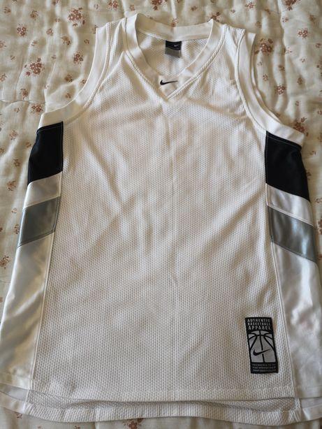 T-shirt basquetebol Nike