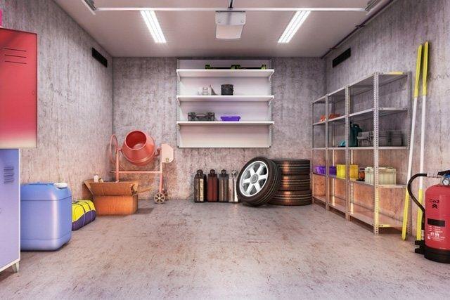 Уборка гаражей самовывоз не дорого!