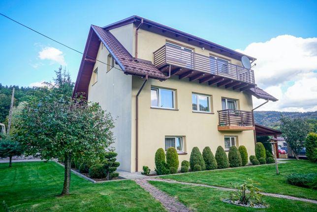 Dom na sprzedaż jedno/dwu-rodzinny Sucha Beskidzka małopolska