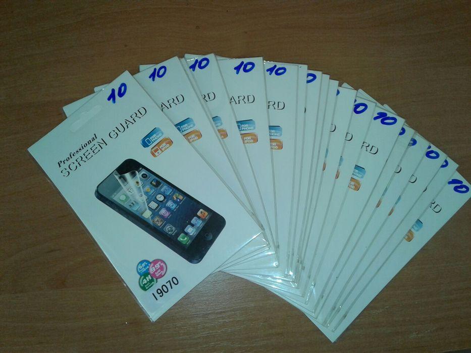 Защитная плёнка айфон 5 Одесса - изображение 1