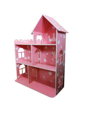 Большой Кукольный домик домик для кукол будиночок для ляльок