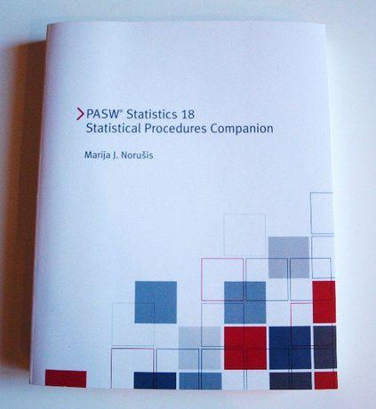 PASW Statistics 18 Statistical Procedures Companion książka + płyta