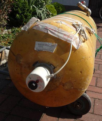 Bojler dwupłaszczowy 140 litrów