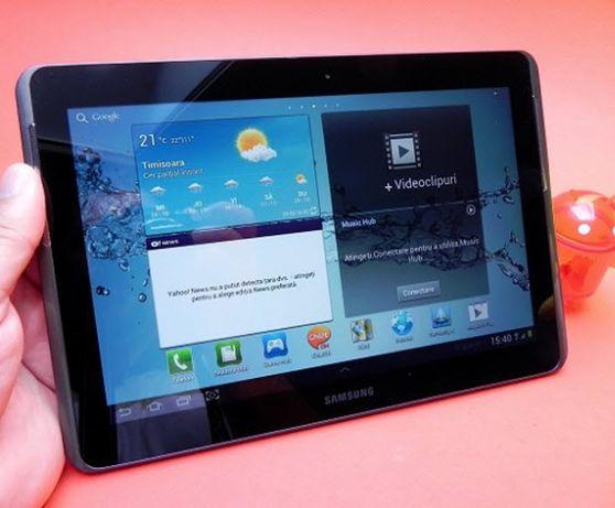 Планшет телефон SamsungGalaxy TAB 10, компактный и интересный дизайн