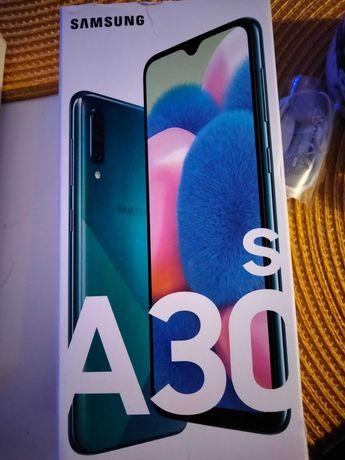 Samsung A 30 s Lekko uszkodzony ekran
