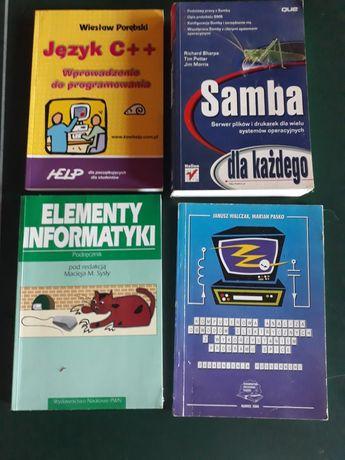 Książki dla informatyków