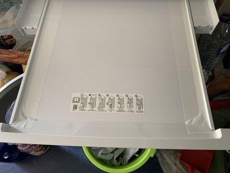 Kit de Montagem em Coluna LG DSTWH - Gaveta máquina secar roupa
