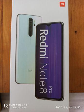 Продам Смартфон XIAOMI Redmi Note 8 Pro 6/64GB White отличное