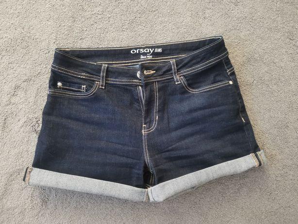 Szorty spodenki jeansowe Orsay r. 34