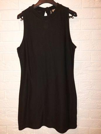 Czarna sukienka h&m 40 L