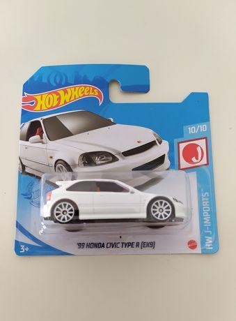 Hot Wheels '99 Honda Civic Type R [EK9]
