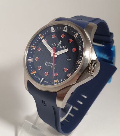 Новые Corum Admiral Racer Series 411.100.04/f373AB16 Лимитка