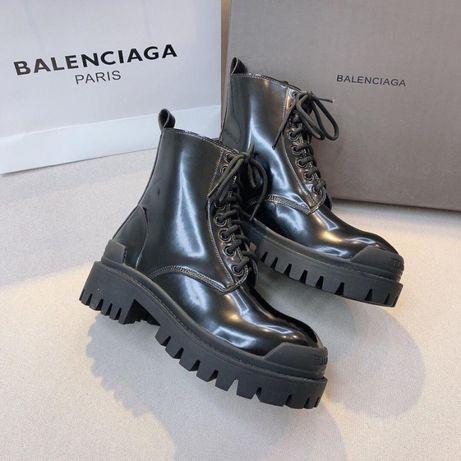 Balenciaga Black ∎ Премиум ботинки - Премиум качество ∎ ТОП АКЦИЯ