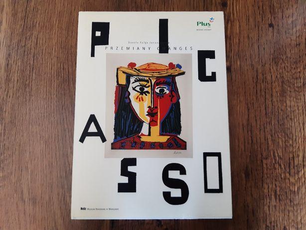 Folga-Januszewska - Picasso - Przemiany