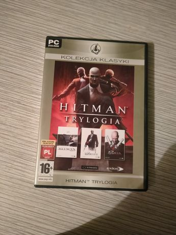 Hitman trylogia gra Pc