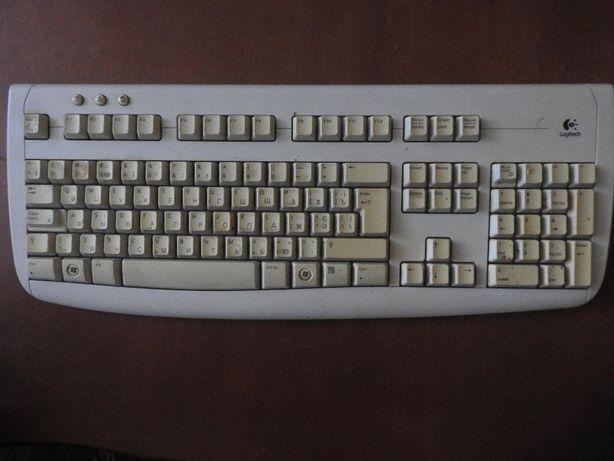 Клавиатура беспроводная Logitech Deluxe 650