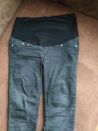 Spodnie ciążowe jeans HM Mama, r. 40