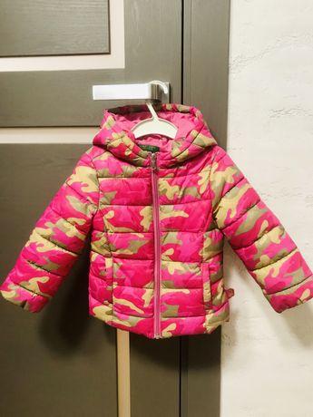 Демисезонная курточка куртка benetton gap hm zara