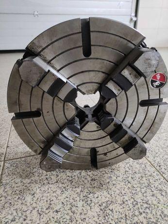 Bucha Excêntrica para Torno mecânico (300mm diâmetro)_4 grampos