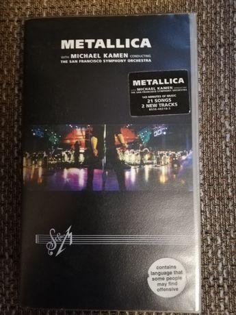 Metallica - kaseta VHS