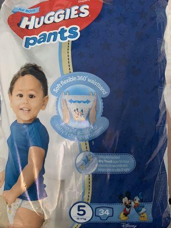 Подгузники Huggies pants 5 (трусики)