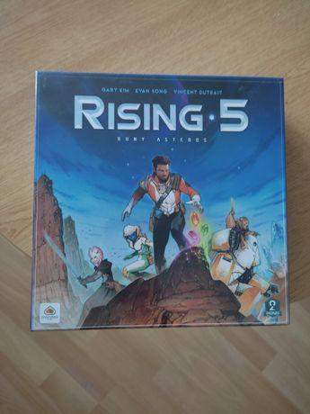 Rising 5 gra planszowa (FOLIA)
