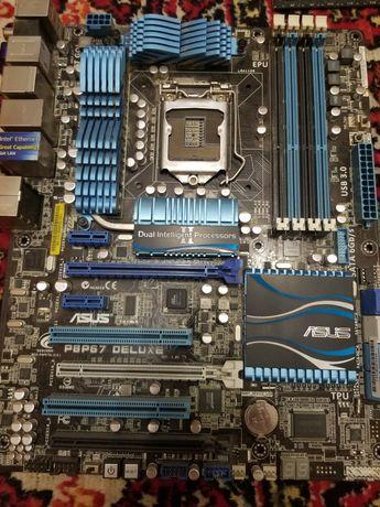 Intel Core I7 2600/ 14 GB ОЗУ/GTX 560 Ti 2GB/Asus P8P67 Комплект